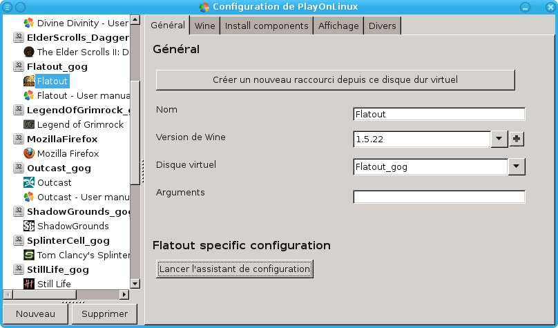 Configurator button